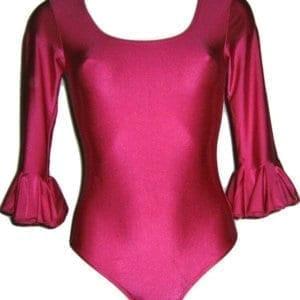 Body flamenco femme