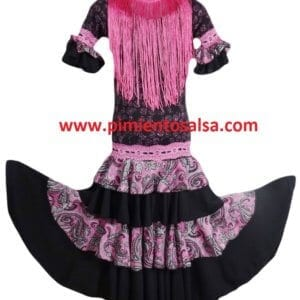 Robe de Flamenco