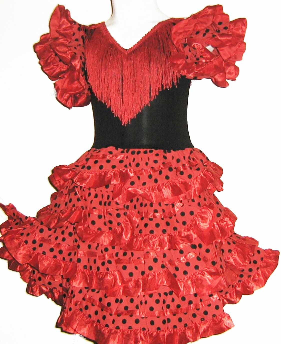 Robe flamenco,féria