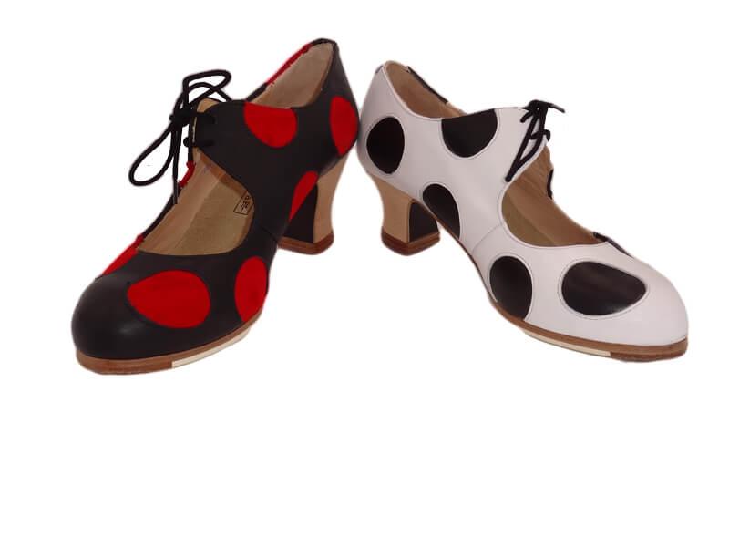 Chaussure de flamenco Begoña Cervera