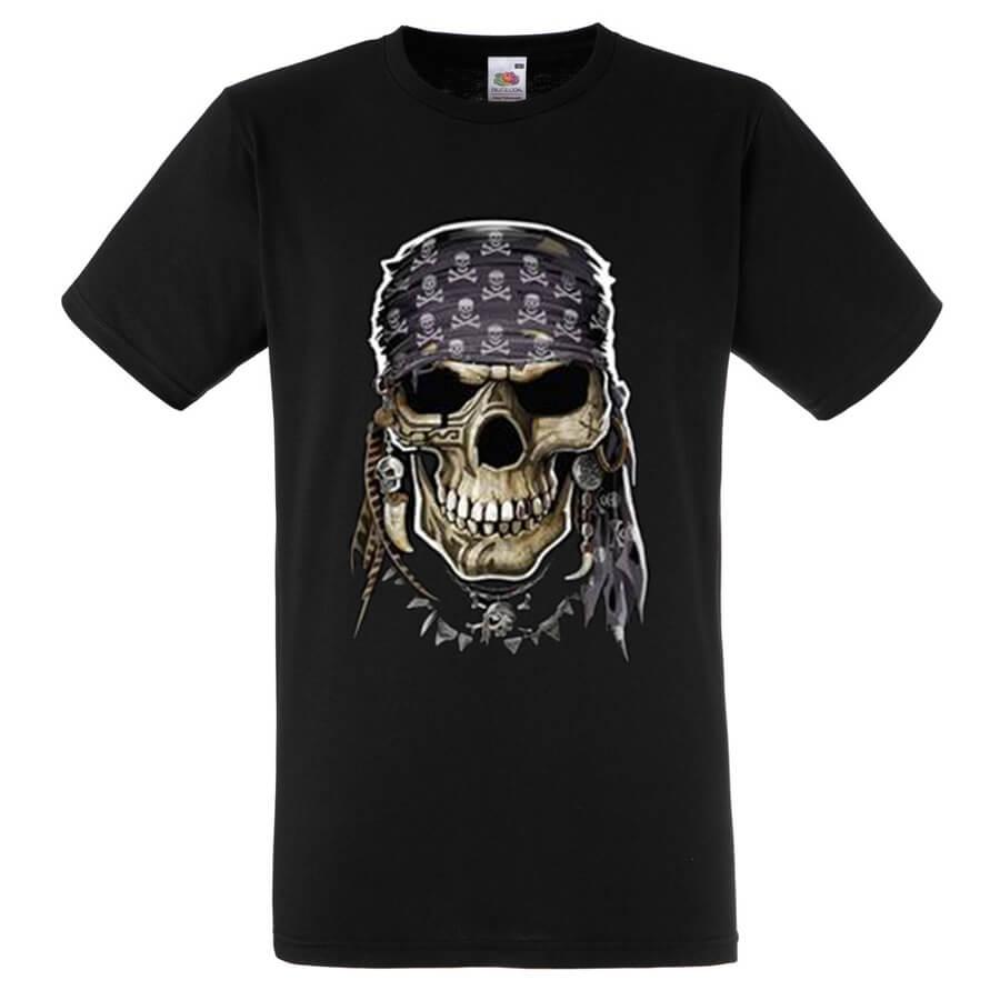 T shirt biker