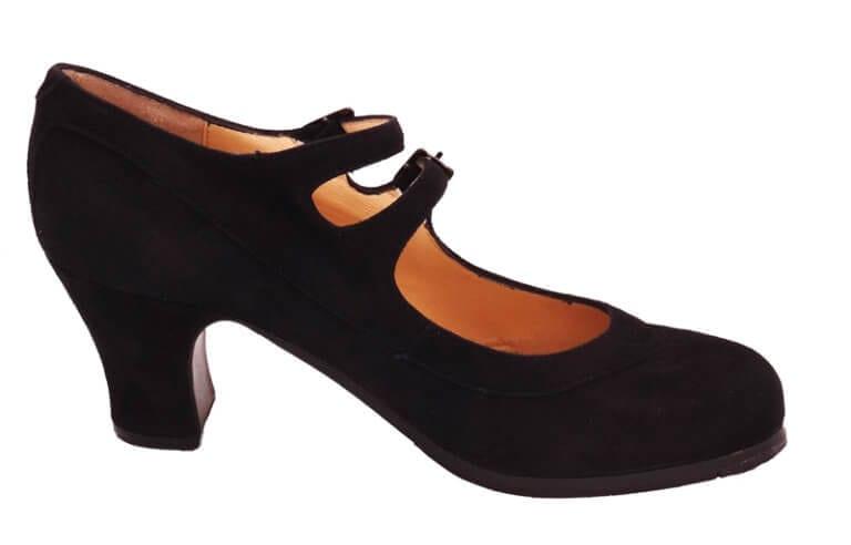 Chaussure Begoña Cervera pour la danse Flamenco