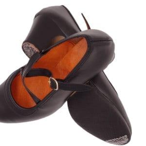 Chaussure de Flamenco double bride