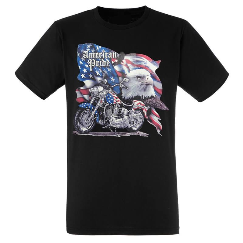 T shirt american pride