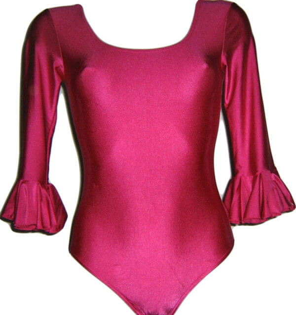 Body Flamenco fuchsia